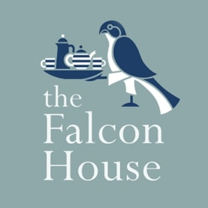 The Falcon House B&B logo